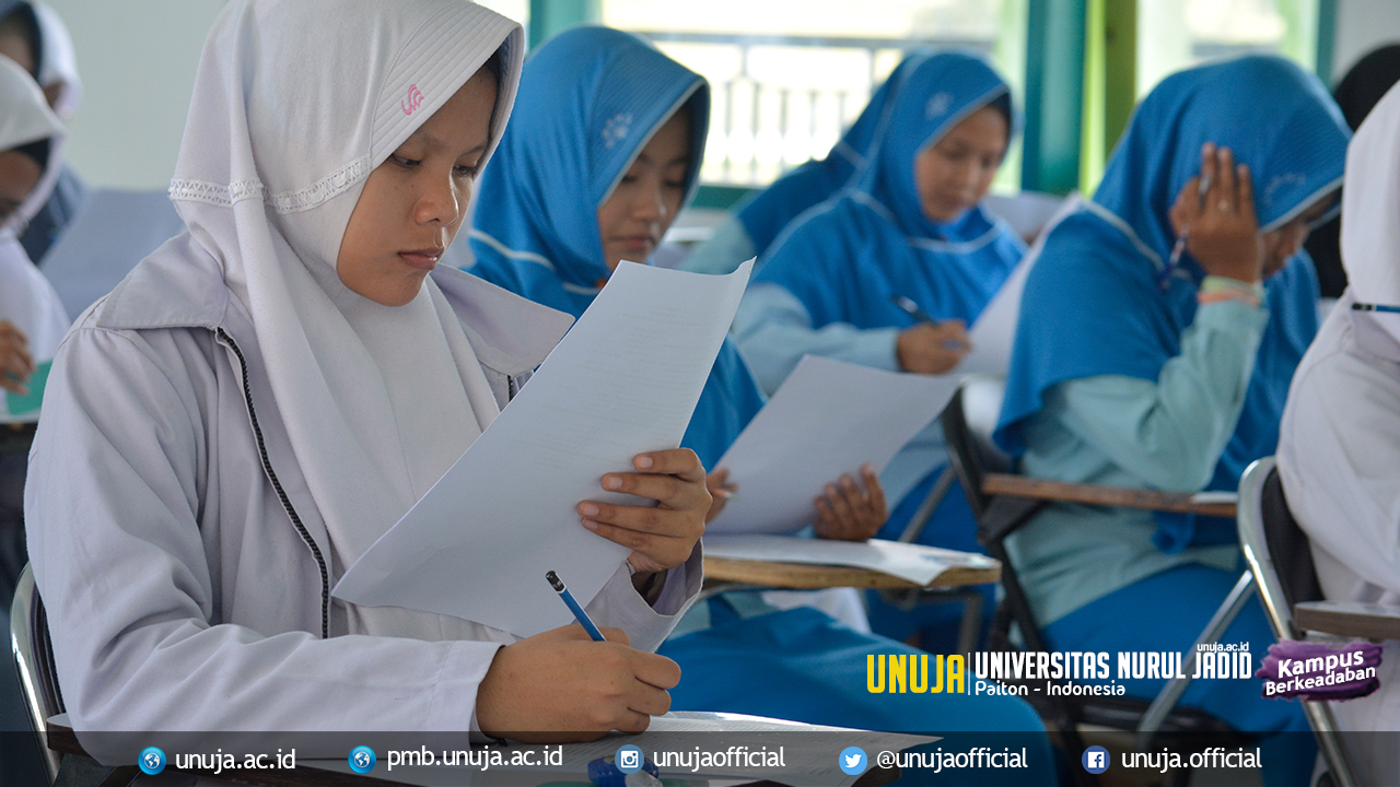 600 Participants attend the third East Java Science and Religion Olympiad in UNUJA