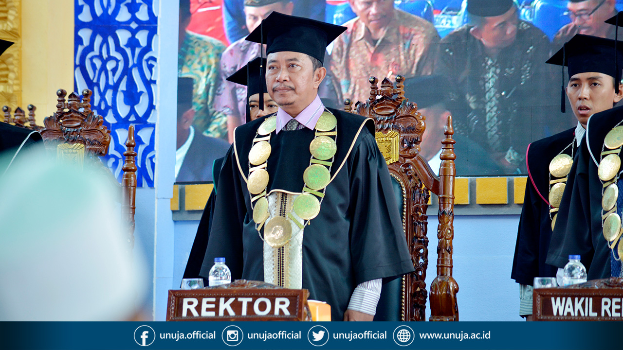 Rektor Universitas Nurul Jadid