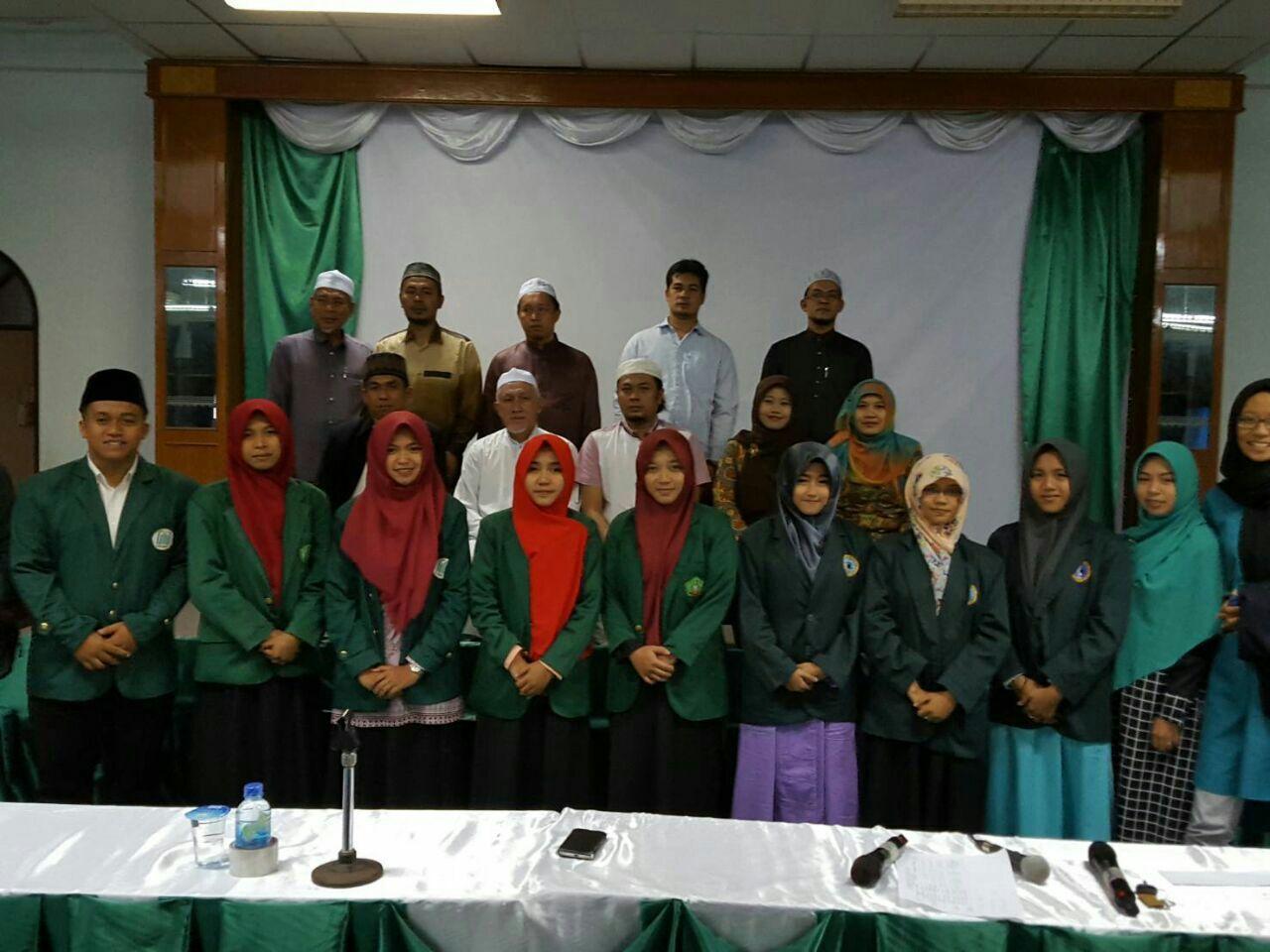 5 Mahasiswa UNUJA Dikirim Ke Thailand