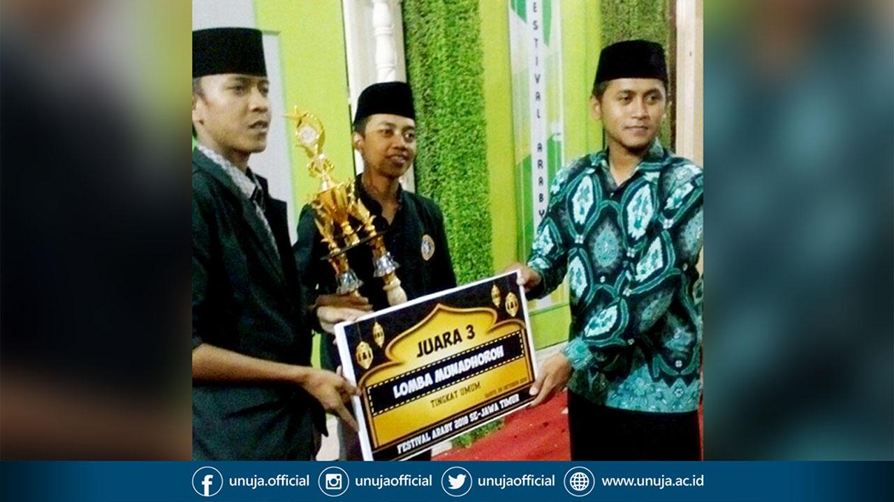 Kiprah Mahasiswa UNUJA Juarai Ajang Bergengsi Se-Jawa Timur