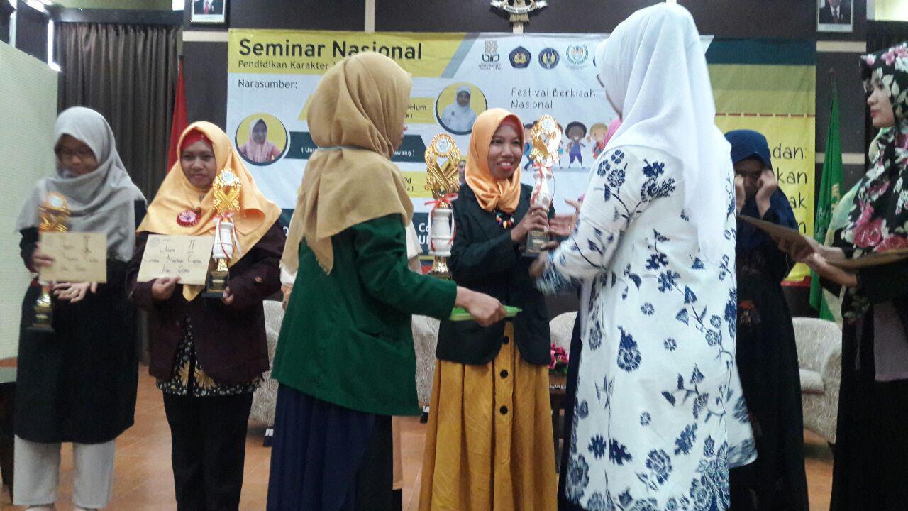 2 Mahasiswi UNUJA Juara Tingkat Nasional
