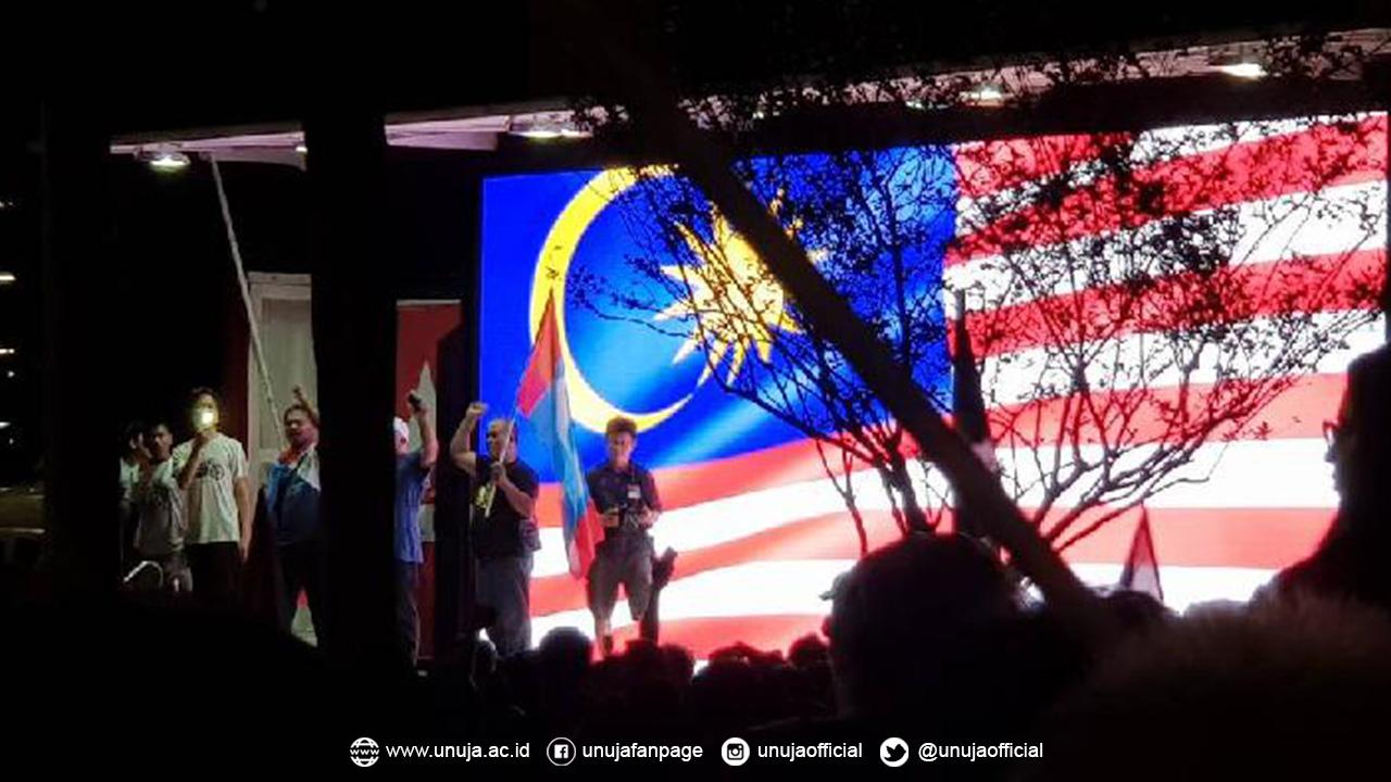 Warna Partai Sosialis di Malaysia
