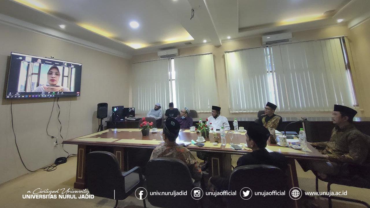 Dorong Sinergi Kembangkan Parekraf, Rektor Ajak Tiga Bupati Diskusi dengan DPR-RI
