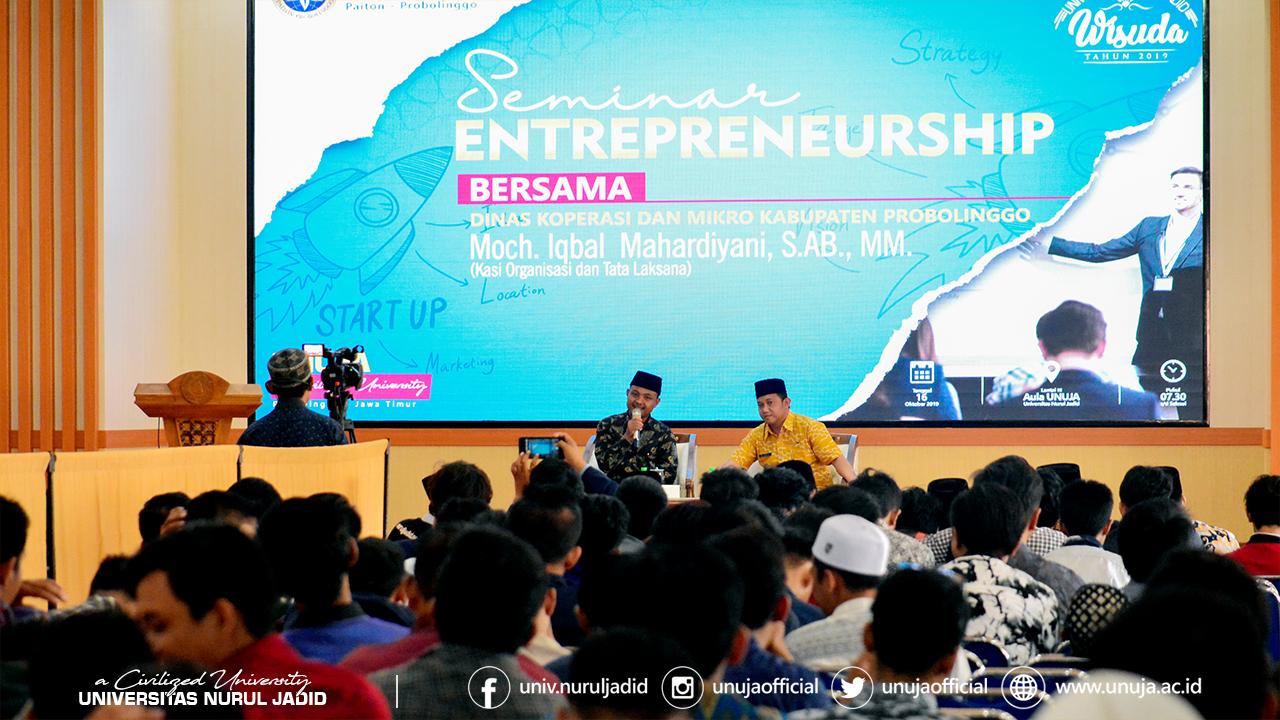 Siapkan Kualitas Lulusan Dengan Pelatihan Kerja dan Entrepreneurship