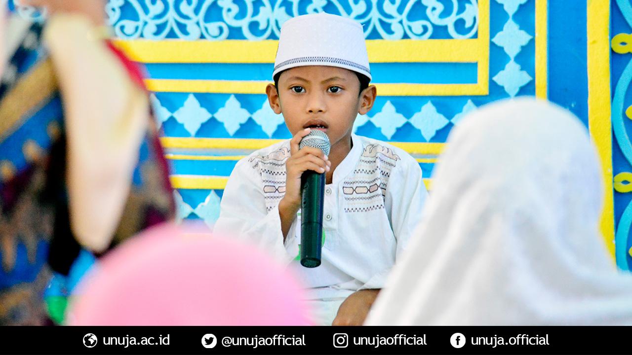 PGMI UNUJA Berikan Wadah untuk Anak-anak Pecinta Al-Qur'an