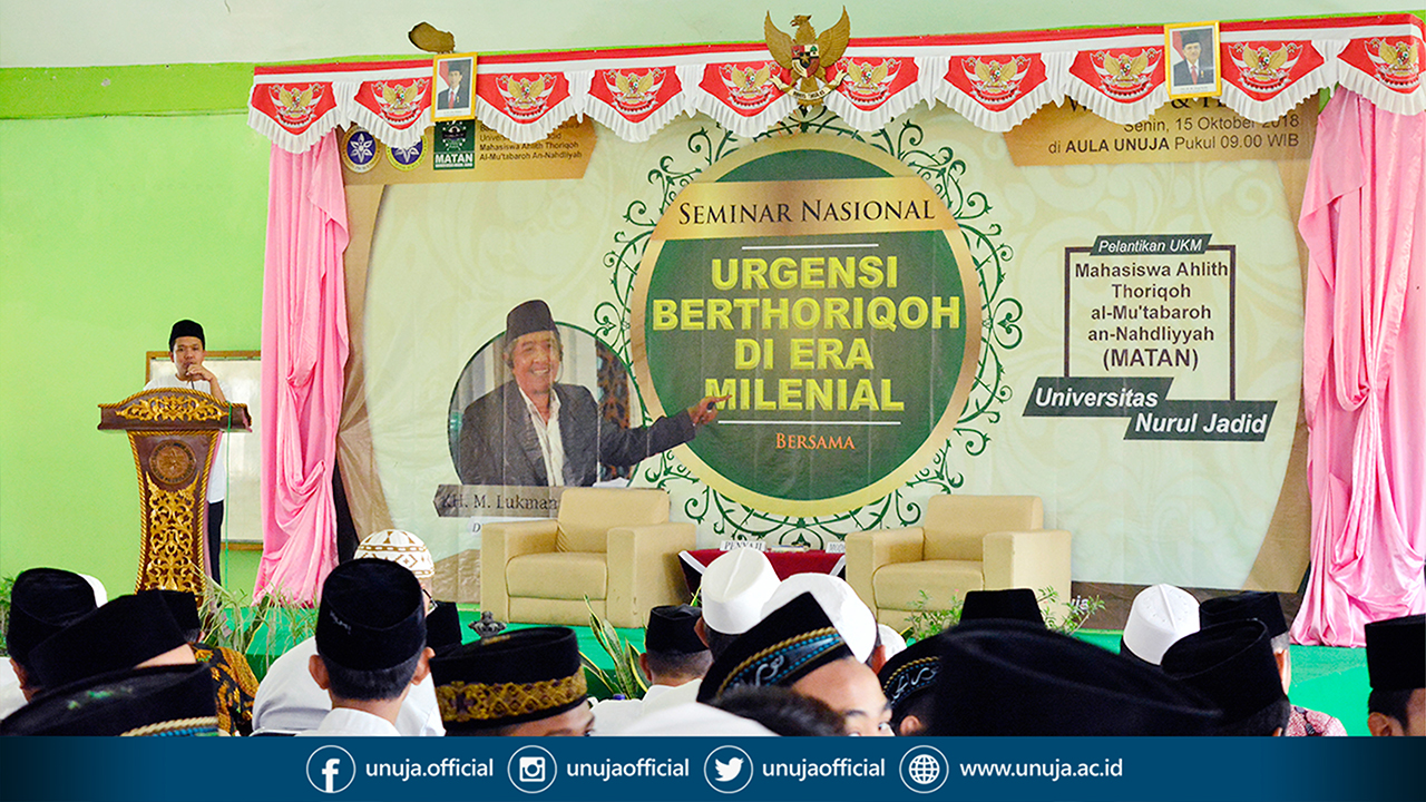 Universitas Nurul Jadid Menjadi Pelopor Berdirinya MATAN di Probolinggo