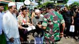 Selamat Datang Bapak Panglima TNI dan Kapolri