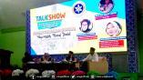Perkuat Budaya Literasi, Pondok Mahasiswi UNUJA gelar Talkshow